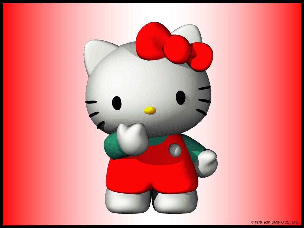 hello kitty wallpaper free-#35